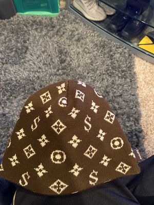 Supreme Louis Vuitton beanie og for Sale in Chesterfield, MO
