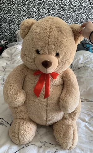 new large teddy bear for Sale in Las Vegas, NV