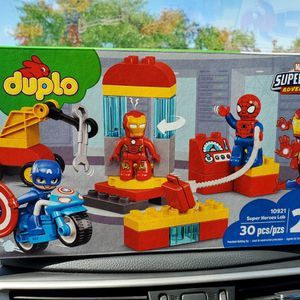 Marvel DUPLO for Sale in Port St. Lucie, FL