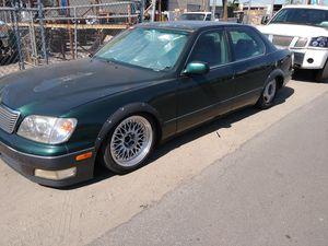 98 lexus ls400 for Sale in El Cajon, CA