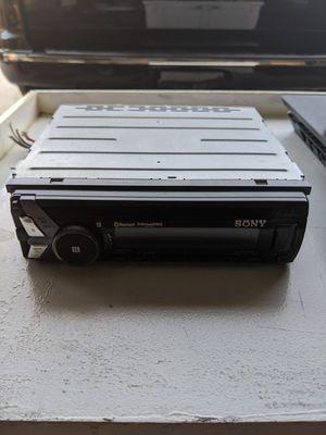 Sony Bluetooth Stereo for Sale in Murrieta, CA