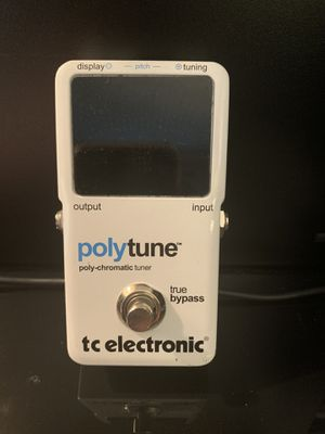 TC Electronic Polytune for Sale in Richmond, TX