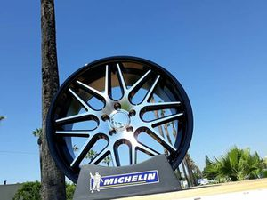 Wheels rims in stock!!! for Sale in Clovis, CA