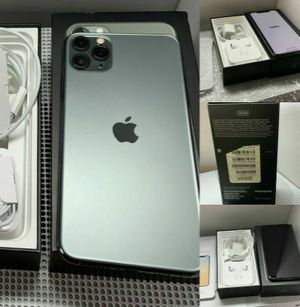 iPhone 11 PRO MAX Unocked 256GB for Sale in San Francisco, CA