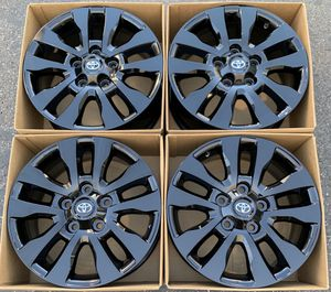 """20"""" Toyota Tundra factory wheels rims gloss black new for Sale in Irvine, CA"""