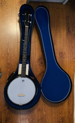 Remo weather king vintage banjo near perfect condition for Sale in Mishawaka, IN