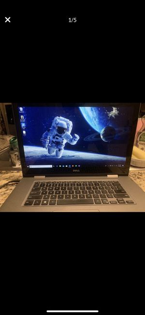 Dell inspiron 2 in 1 touchscreen for Sale in Katy, TX