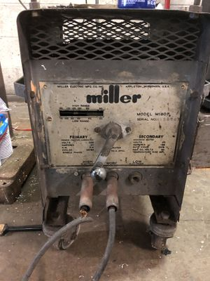 Miller welder for Sale in Rocky Mount, VA
