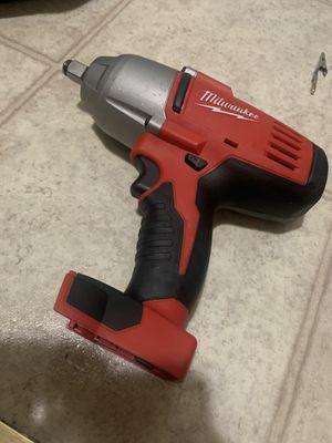 Milwaukee 1/2 impact gun for Sale in Los Angeles, CA