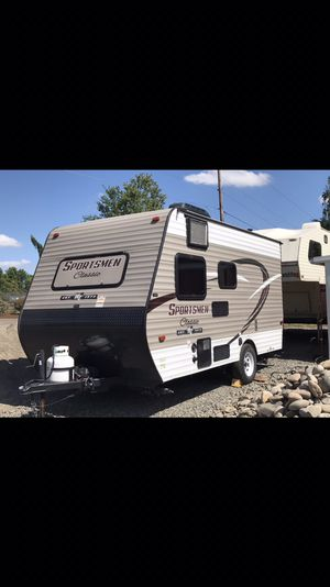 2018 KZ Sportsman Classic 15bh Travel Trailer for Sale in Salem, OR
