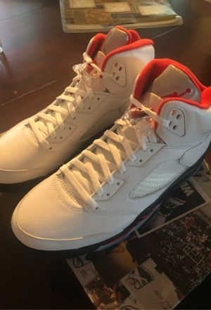 Jordan 5 Fire Red 2020 DS for Sale in Columbus, OH