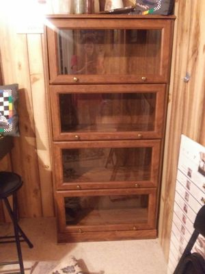 REAL WOODEN HUTCH for Sale in Madison Heights, VA