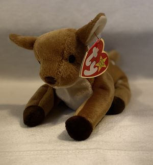 1997 Whisper Beanie Baby First Edition for Sale in Hillsboro, OR