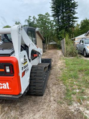 Bobcat and Dump Truck for Sale in Orlando, FL