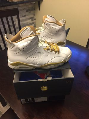 """Nike Air Jordan Retro 6/7 """"Golden Moments"""" Pack for Sale in Los Angeles, CA"""