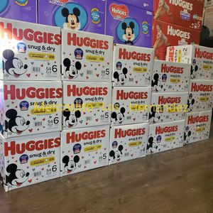 Huggies Diapers Snug and Dry Size 2 3 4 5 6 / Firm Price / Pickup Only for Sale in Los Angeles, CA