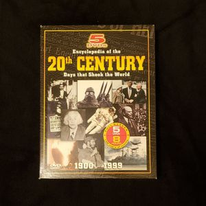 Encyclopedia of the 20th Century (5 DVD Set) for Sale in Grand Blanc, MI