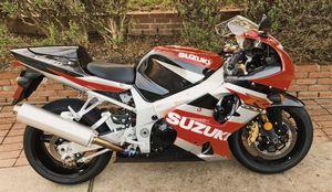 Reduced_2OO2 Suzuki GSX-R$600 for Sale in Washington, DC