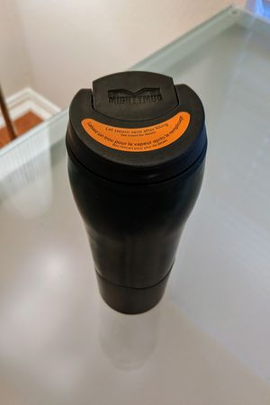 Mighty Mug 16oz Smartgrip Technology Double Wall Vacuum BPA Free Won't Tip for Sale in Plano, TX
