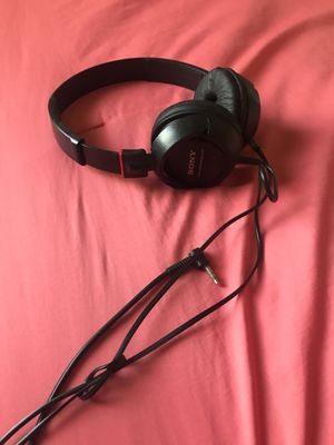 Sony stereo headphones for Sale in Bakersfield, CA