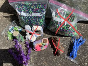 Fish Tank Decorations for Sale in Puyallup, WA
