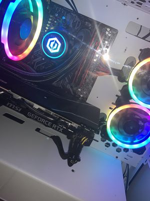 [Huge Bundle] Cyber Power Gaming PC With 144hz Gaming Monitor for Sale in Pharr, TX