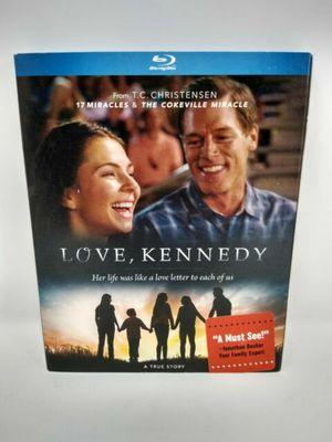 Love Kennedy blue ray for Sale in West Jordan, UT
