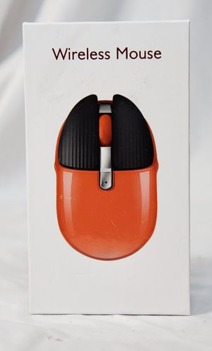 2.4Ghz Wireless Mouse - Red for Sale in Tumwater, WA