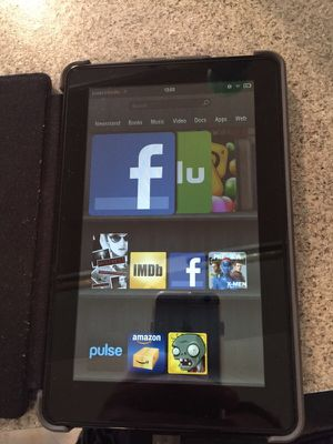Kindle fire for Sale in Tampa, FL