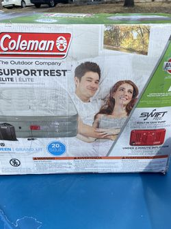 Coleman Queen Air Mattress for Sale in Dallas,  TX