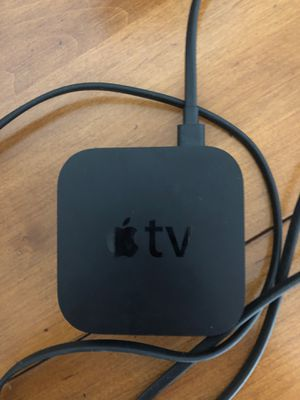 Apple TV 4th gen for Sale in St. Petersburg, FL