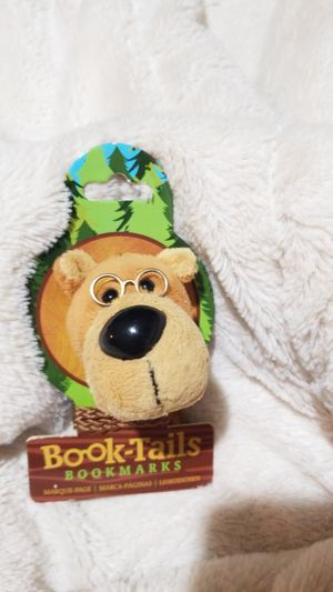 Booktails bookmark for Sale in Piney Flats, TN