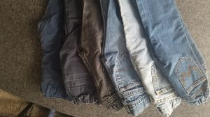 6 pairs toddler 2T jeans for Sale in Glendora, CA