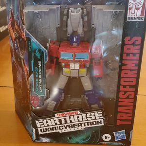 Transformers WFC Earthrise Optimus Prime for Sale in Anaheim, CA