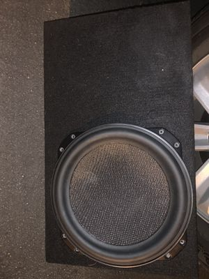 12 in Kenwood subwoofer w/ ported box for Sale in Covina, CA