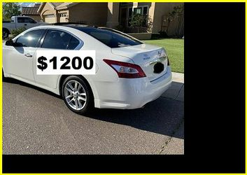 $1200 MAxima SV for Sale in Rochester,  NY
