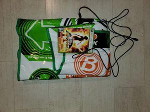 Xbox 360 Dance Dance Revolution dance pad and game for Sale in Arlington, VA
