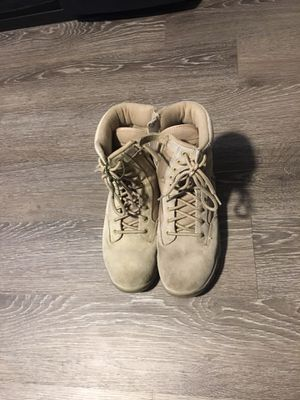 Military Utility Boots 8.5 for Sale in Santa Ana, CA