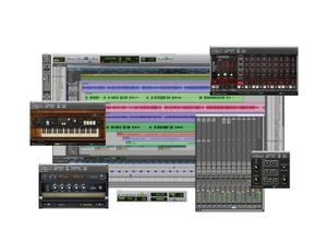 Avid Pro Tools M-Powered 8 with serial & iLok dongle for Sale in Homewood, IL