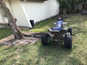 yamaha warrior 350 for Sale in Tampa, FL