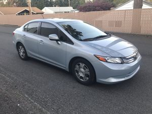 2012 Honda Civic Hybrid for Sale in Auburn, WA