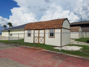 10 x 20 Lofted Barn Storage Shed for Sale in Sebring, FL