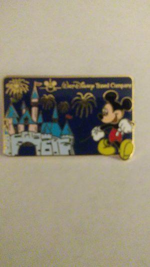 Walt Disney Travel Company Mickey Pin for Sale in Silverdale, WA