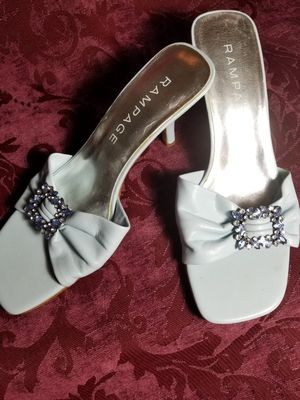 elegant dressing sandals new size 7 + 1/2 for Sale in Phillipsburg, NJ