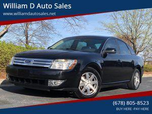 2008 Ford Taurus for Sale in Peachtree Corners, GA
