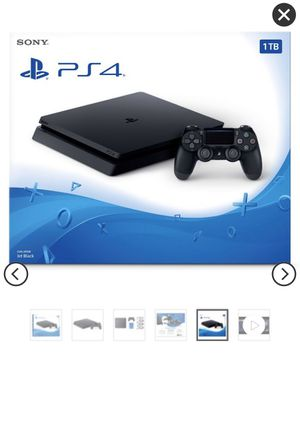 Brand new PS4 with 1 TB for Sale in Jacksonville, FL