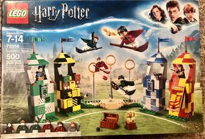 Lego Harry Potter Quidditch Match 75956 500 pcs for Sale in Joliet, IL
