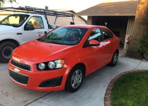 2014 Chevy Sonic for Sale in Mesa, AZ