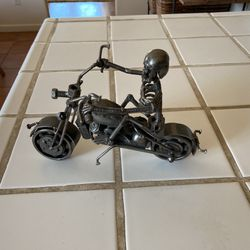 Hand Crafted Motörhead Biker From Thailand for Sale in Monterey,  CA