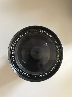 COMPUR lens for sale for Sale in Mount Ephraim, NJ